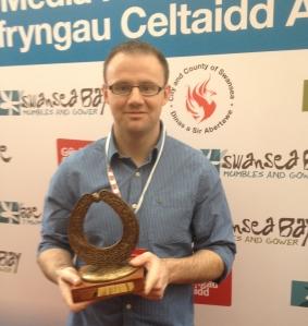 Diarmuid Goggins - Sitúrthóir Scéal na Gaeilge