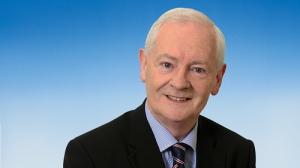 An tAire Stáit Ghaeltachta, Dinny McGinley TD.