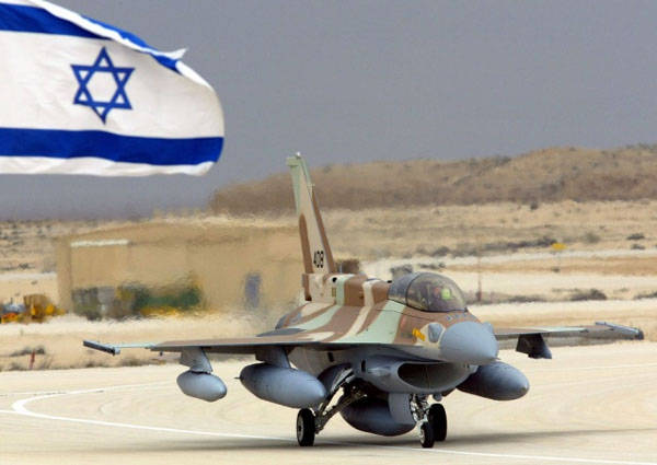 Israeli Air Force F-16 (2)