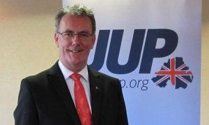 Mike Nesbitt, the UUP's new leader