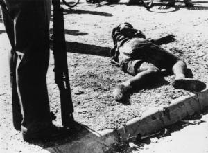 Sharpeville Victim