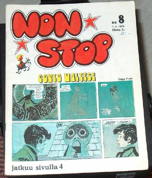 Non Stop Corto Maltese