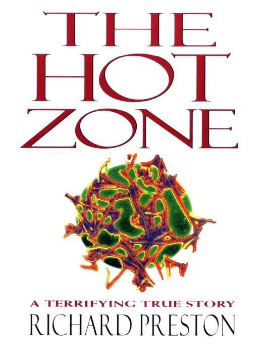 The Hot Zone Clúdach