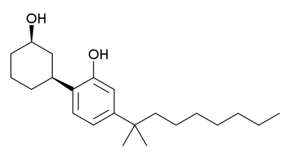 Cannabicyclohexanol
