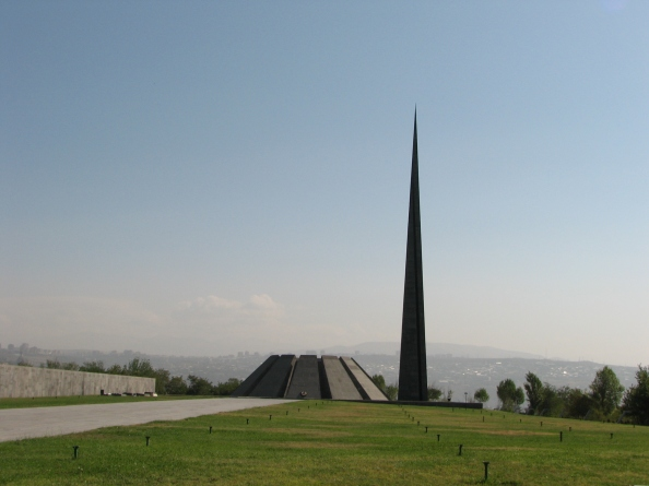 Armenian Genocide Monument