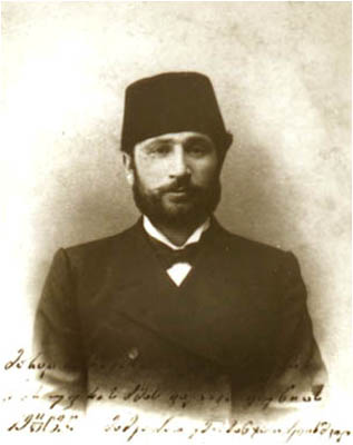 MemedAbashidze._Photo_by_N._Gaidabura._Batumi,_1903.